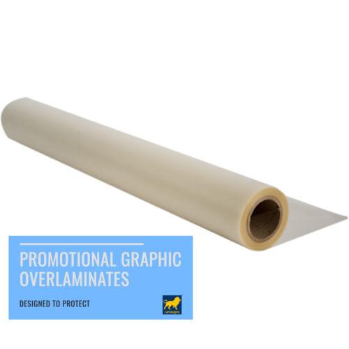 Promotional Graphic Overlaminates