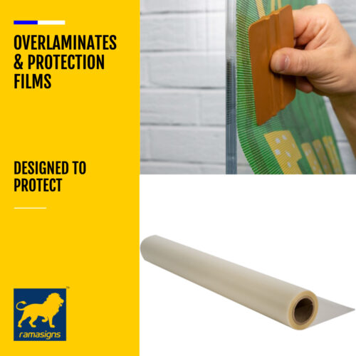 OVER-LAMINATES & PROTECTION FILMS
