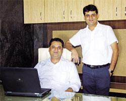 Jamaal Aghwan & Altaf Aghwan
